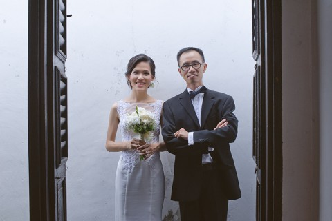 Penang Wedding Photographer Pre-wedding