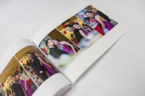 Complimentary Wedding Photobook